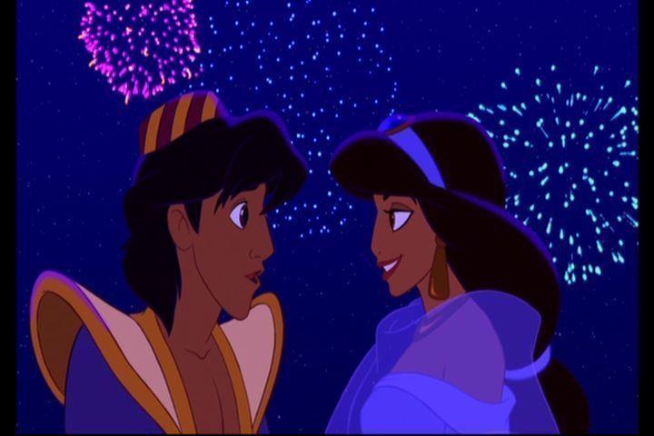 Aladdin & Jasmine 9f87c31a